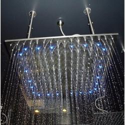 Тропический душ с подсветкой 80 см